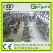 High Quality Complete Milk Powder Process Plant