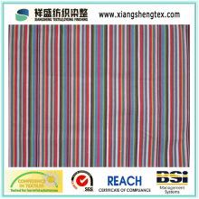 Coton teint au fil et protection de l'environnement