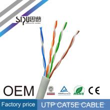 СИПУ Китая компьютерной сети алибаба кошка 5 ОСО проводник 26awg кабель cat5e UTP кабель 4 пары