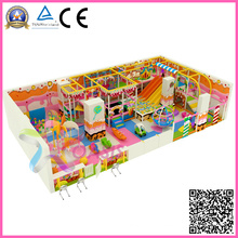 Electric Indoor Playground Equipment (TQB008TG)