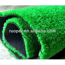Alfombra de hierba plástica natural de alta calidad 2014 en rollos