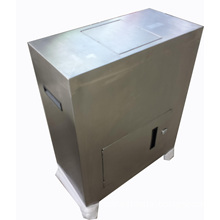 Stainless Steel Waste Bin, Trash Can, Ash Bin, Garbage Can, Storage Container