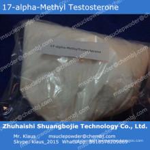 Stéroïdes anabolisants 17-Alpha-méthyl-testostérone pour les gains de masse musculaire 58-18-4
