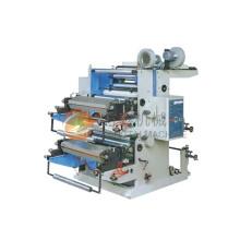 Máquina de impresión flexográfica CE (doble color)