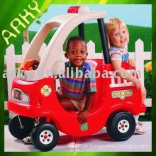 Kinder Auto - Fahren auf Auto