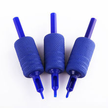 The New Style Disposable Blue Rubber Grip 25mm Supply