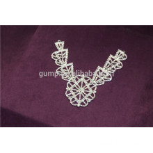 fashion bling crystal rhinestone applique for garment