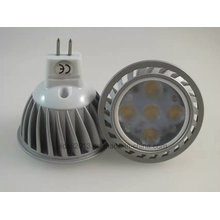 MR16 4W LED Downlight holofote