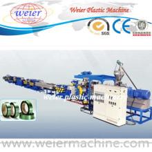 Fabricación automática completa de la máquina de la protuberancia de la banda de la correa del animal doméstico del PP