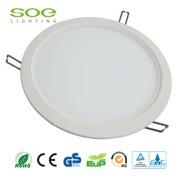 Recessed Light Panel With LED