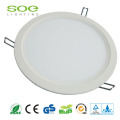 builed -in round LED Panel Light