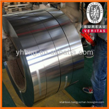 316L stainless steel strip with top quality ( 316L stainless steel foil)