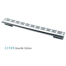 Aleación de zinc de muebles de hardware Tirar manija de gabinete (21508)