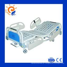 5-funções cama de hospital elétrica