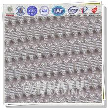 YT-1591, tissu de maille de baskets de mode