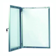 Outdoor Lockable Poster Frame
