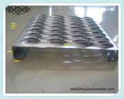 perforated metal mesh for industrial non-slip stair treads