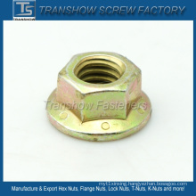 All Metal Type Prevailing Torque Flange Nut