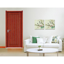 Antique indonesian teak wood door E-S020
