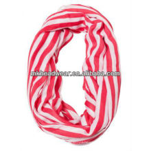 2013 Fashion Printed 100% Polyester Voile loop scarf for ladies
