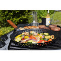 Non-stick BBQ Grill Plate Vegetable Barbecue Basket Tray
