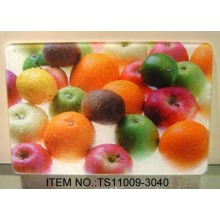 Durability Toughened Glass Chopping Board