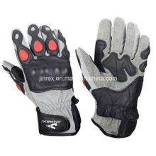 Heißer Verkäufer-Radfahrenmotorrad-Motorrad-voller Finger-Gel-Polsterungs-Handschuh