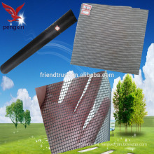 hot sale high quality low prie transparent invisible chemical fiber screens/The material of polyester