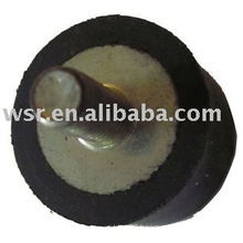 Custom metal coating rubber products