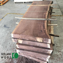 American Walnut Slab for Luxury Furniture (Kiln Dried)