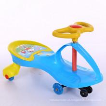 Atacado Mute Crianças Swing Car Baby Scooter