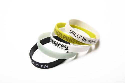 Silicone Wristbands Custom