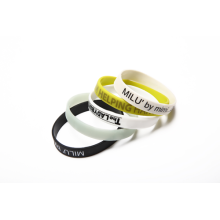 Great Quality Custom Silicone Wristbands