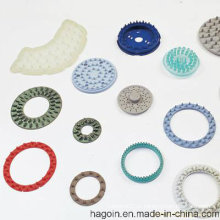 Vedação de borracha e vedação de borracha padrão e de suprimento para aplicações gerais de engenharia, construção e construção