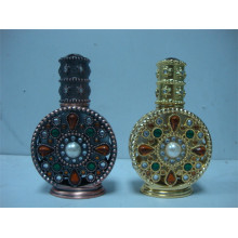 Luxury Metal Perfume Bottle for India Market (MPB-11)