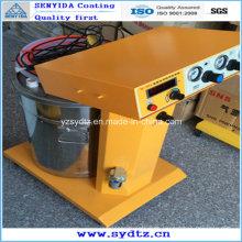 Máquina de pulverización electrostática caliente de la pulverización de la computadora