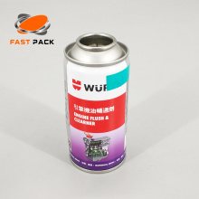 Lata de aerosol para el cuidado del automóvil en aerosol de hojalata de 52 mm de diámetro