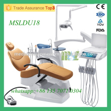 MSLDU18M China Best Manufacture dental chair high quality dentist chair