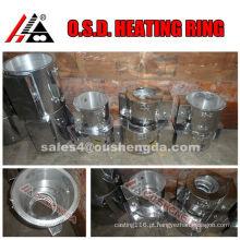 aquecedor de fundição de alumínio aquecedores elétricos