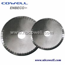 Lâmina de corte de pneus de alto padrão de borracha