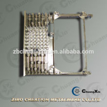 Aleación de fundición aleación servo motor de aluminio radiador