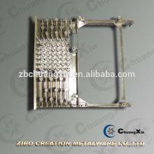 Die casting alloy servo motor aluminum radiator