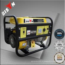BISON (КИТАЙ) Портативный 2kw 50HZ 3000RPM Бензиновый Генератор