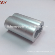 Aluminium en forme de 8