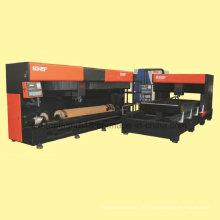 Flat und Round Die Board CO2 Laser Schneidemaschine / Die Board Holz Laser Schneidemaschine