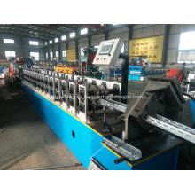 Máquina perfiladora de canal de bandeja perforada de cable grande de acero inoxidable GI