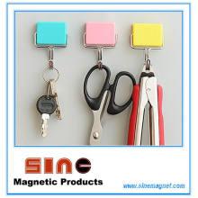 Простой Мощный Кухня/Холодильник/Микроволновая Печь Магнитный Крюк