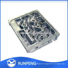 High quality aluminum die casting cover for Communication Products