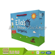Eye-Catching Fsc Certified Advertising Shoping Embalaje Custom Colorful Nice Printing Paper Bag