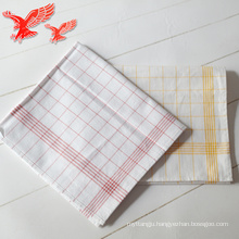 Manufacturers Selling plaids Embroidered Wholesale Microfiber personalized tea towels